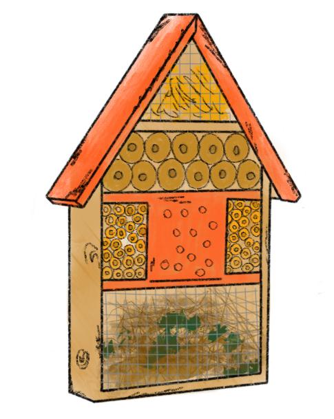 Garten-Hilfen.de-Insektenhotel-Groß-Hummelhotel