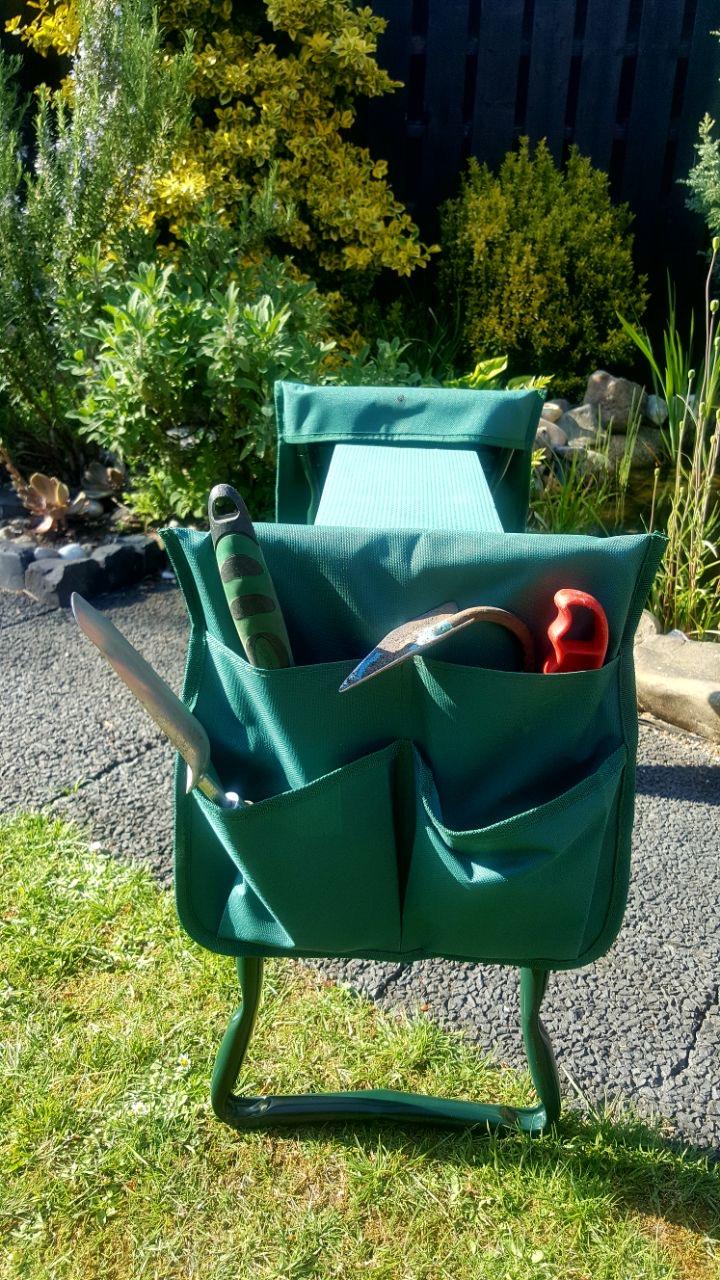 Relaxdays Kniehilfe für Gartenarbeit